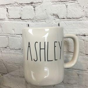 ❗️SALE❗️Rae Dunn ASHLEY coffee mug